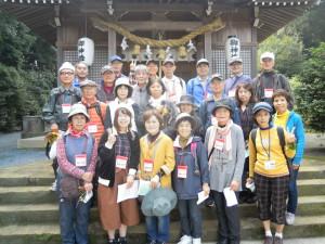 垣生神社にお参りし、すがすがしい気分になりました。