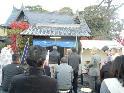 毎年12月3日は恵比須宮例祭です。