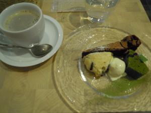 パスタが美味しい『マーレ』では喫茶もおすすめです!